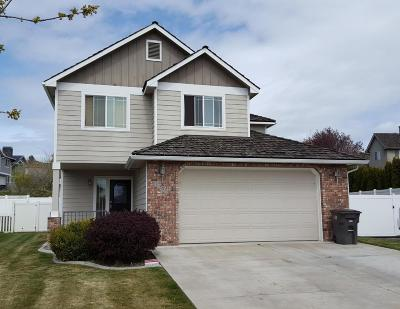 Yakima Single Family Home For Sale: 7309 Avalanche Ct