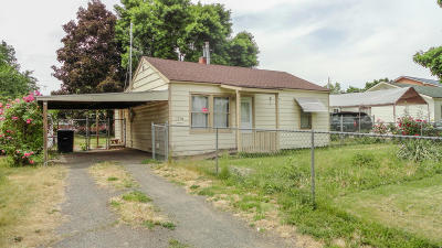 Yakima Single Family Home For Sale: 1316 S 11th Ave