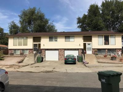 Selah Multi Family Home For Sale: 708 & 710 N. 1st Street Ave