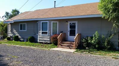 Yakima County Single Family Home For Sale: 1504 S 7th Ave