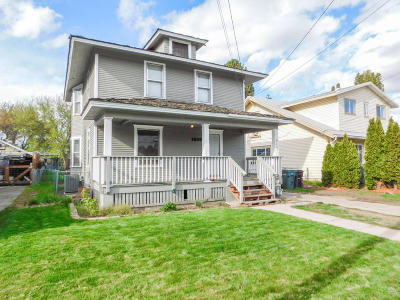 Yakima County Single Family Home For Sale: 1405 Browne Ave