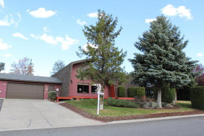 Yakima Single Family Home For Sale: 105 N 57th St