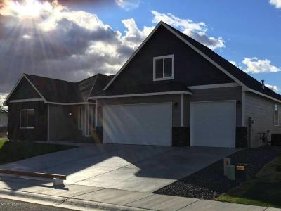 Yakima Single Family Home For Sale: 210 N 90th Ave