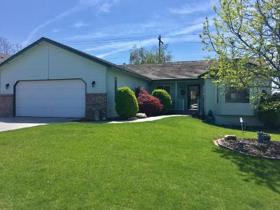Yakima Single Family Home Ctg Financing: 5602 Castle Mountain Ct
