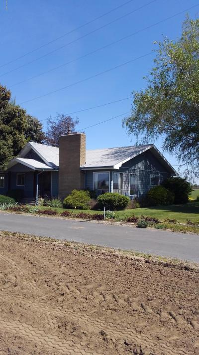 Wapato Single Family Home Ctg Financing: 10043 Fort Rd