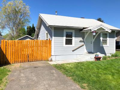 Yakima Single Family Home Ctg Financing: 1112 S 11th Ave