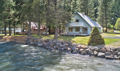 Naches Single Family Home Ctg Financing: 161 Pine Shore Dr