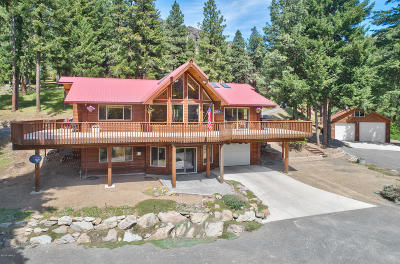 Naches Single Family Home Ctg Financing: 21 Rock Creek Rd