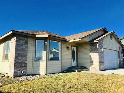 Yakima Single Family Home For Sale: 204 N 78th Ave