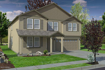 Yakima Single Family Home Ctg Financing: 6205 W Oak Ave
