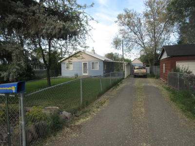 Selah Single Family Home Ctg Financing: 31 Leonard Ln