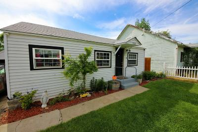 Yakima Single Family Home For Sale: 1206 Pleasant Ave