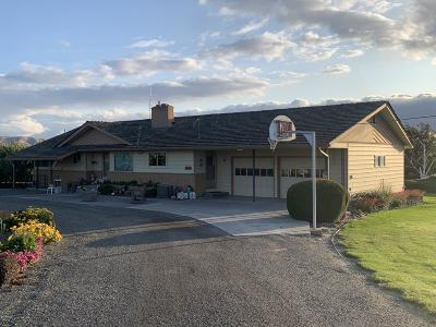 Yakima County Single Family Home For Sale: 1664 S Euclid Rd