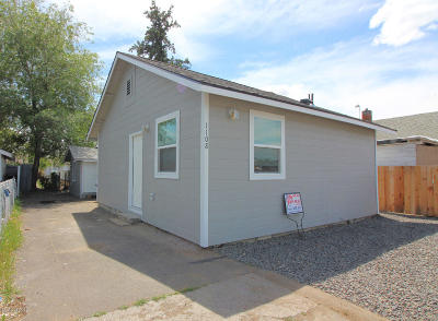 Yakima Single Family Home For Sale: 1108 Fairbanks Ave