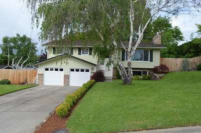 Yakima Single Family Home For Sale: 406 N 36th Ave