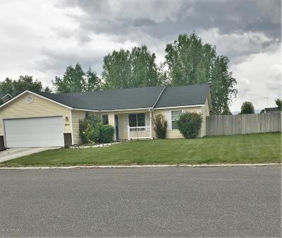 Grandview Single Family Home Ctg Financing: 807 Jessica Ct