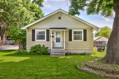 Yakima Single Family Home For Sale: 1001 S 25th Ave