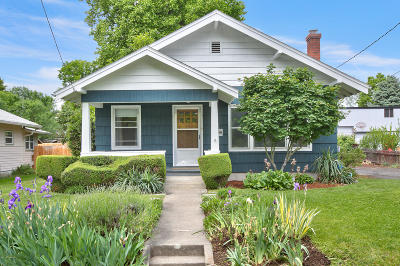 Yakima Single Family Home For Sale: 210 N 18th Ave