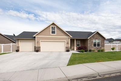 Yakima Single Family Home For Sale: 7600 Crown Crest Ave