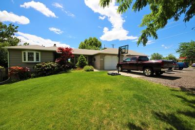 Yakima Single Family Home For Sale: 5512 W Lincoln Ave