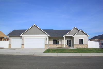 Yakima Single Family Home For Sale: 7103 Vista Ridge Ave