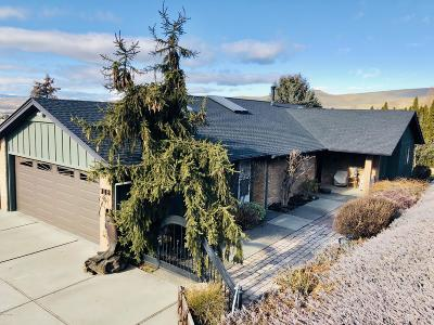 Yakima Single Family Home For Sale: 706 Fairway Dr