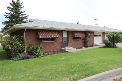 Yakima Single Family Home Contingent: 403 N 39th Ave