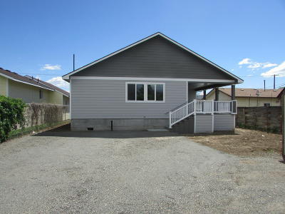 Wapato Single Family Home Ctg Financing: 118 W B St