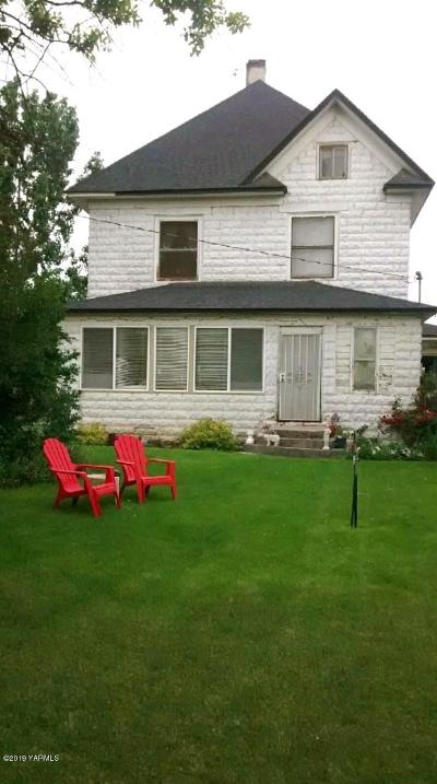 Outlook Single Family Home Contingent: 3661 Hudson Rd