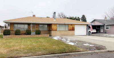 Yakima Single Family Home For Sale: 1212 S 2nd Ave