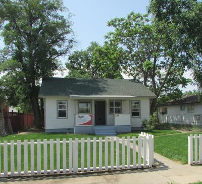 Yakima Single Family Home Contingent: 708 S Naches Ave