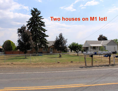 Yakima Single Family Home For Sale: 3402, 3406 W Birchfiled Rd
