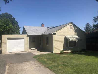 Yakima Single Family Home For Sale: 1003 S 21st Ave