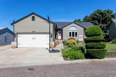 Zillah Single Family Home For Sale: 629 Westwind Dr
