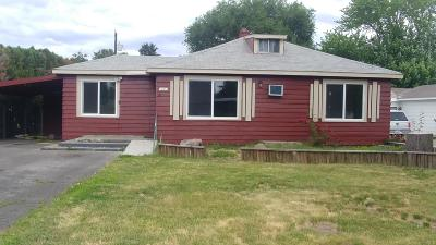 Yakima Single Family Home Contingent: 1607 S 6th Ave