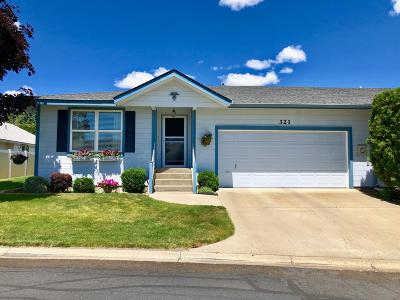 Yakima Single Family Home For Sale: 321 S 76th Ave
