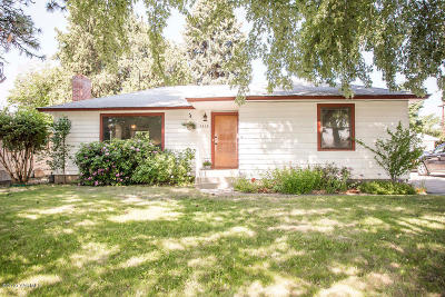 Yakima Single Family Home For Sale: 1312 S 6th Ave