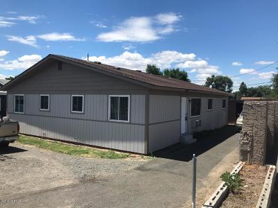 Yakima Multi Family Home Ctg Financing: 1104 S 40th Ave