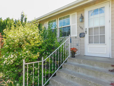Yakima Single Family Home For Sale: 106 N 85th Ave