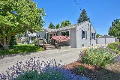 Yakima Single Family Home For Sale: 219 S 32nd Ave