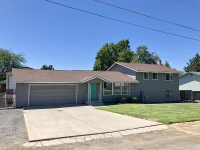 Yakima Single Family Home For Sale: 5102 Morningside Dr