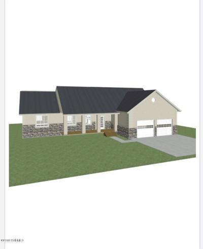 Granger Single Family Home For Sale: Nka 2nd Ave