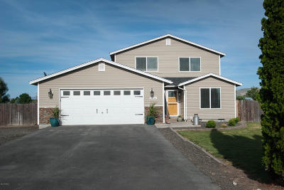 Yakima Single Family Home Ctg Financing: 2816 S 90th Ave