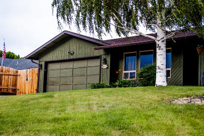 Yakima Single Family Home Contingent: 803 S 68th Ave