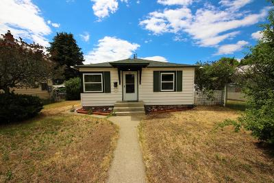 Yakima Single Family Home For Sale: 506 N 4th Ave