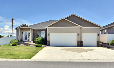 Yakima Single Family Home For Sale: 2101 S 78th Ave