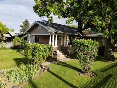 Yakima Single Family Home For Sale: 1512 Mt. Vernon Ave