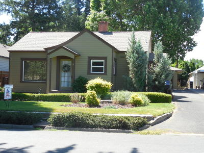 Yakima Single Family Home For Sale: 2416 Barge St