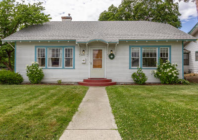 Yakima Single Family Home For Sale: 226 S 18th Ave