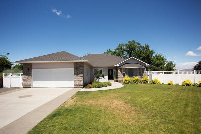 Yakima County Single Family Home For Sale: 1405 Heritage Hills Ct